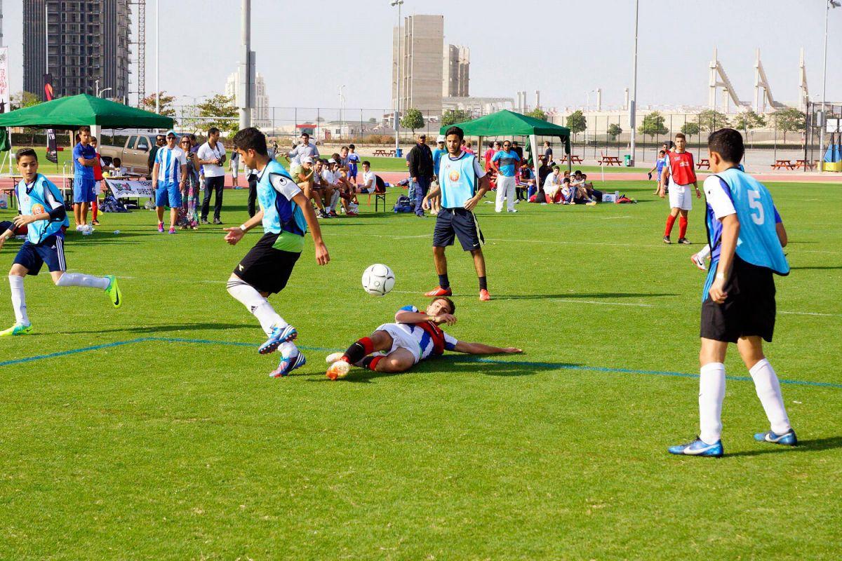 Dubai Soccer - U.S Soccer Scholarships