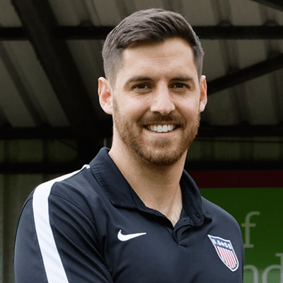Liam Barrett - U.S Soccer Scholarships