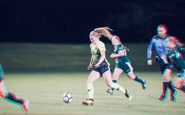 Hollie Clement - U.S Soccer Scholarships