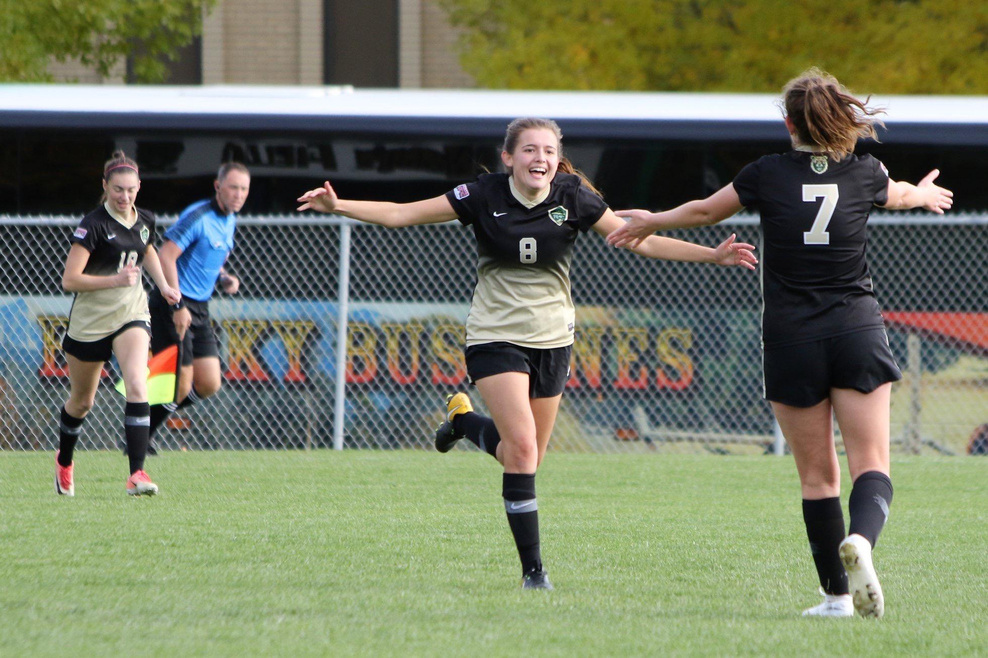 Amber Pearson - U.S Soccer Scholarships