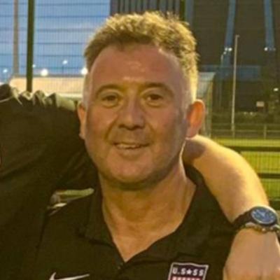 Tony Moorcroft
